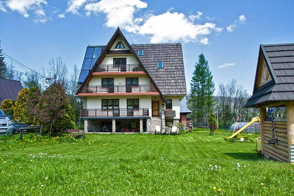 Górska Koleba dom i ogród