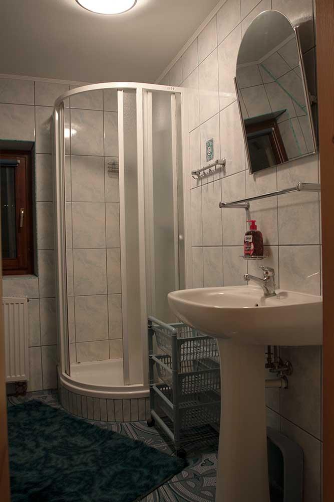 Górska Koleba łazienka