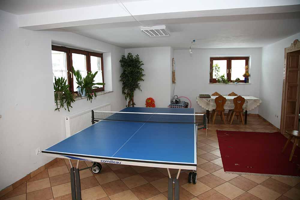 Górska Koleba – ping – pong